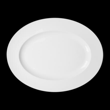 Блюдо овальное «Corone» 333х260 мм