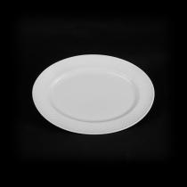 Блюдо овальное «Corone» 333х260 мм с орнаментом