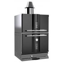 Гриль-печь на углях KOPA 400С с тепловым шкафом