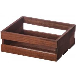 Ящик для сервировки деревянный 200х160 мм - интернет-магазин КленМаркет.ру
