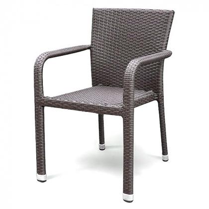 Кресло «Палермо» из искусственного ротанга - интернет-магазин КленМаркет.ру