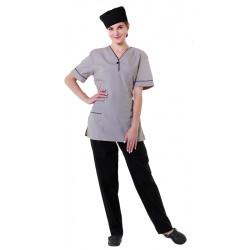 Блузон женский без пуговиц [00011]  - интернет-магазин КленМаркет.ру