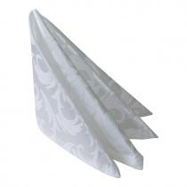 Салфетка 45х45 см «Мати» белая (вензель)