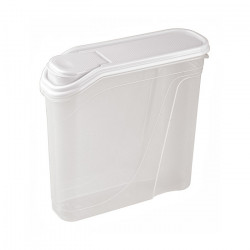 Емкость для сыпучих продуктов 222х75х212 мм полипропилен [431221918] - интернет-магазин КленМаркет.ру