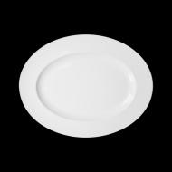 Блюдо овальное «Corone» 285х225 мм