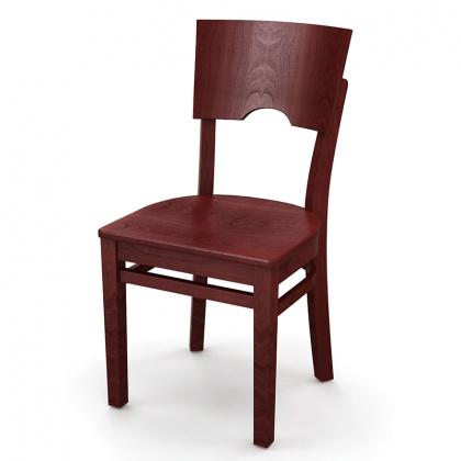Стул «Йорк» с жестким сиденьем - интернет-магазин КленМаркет.ру