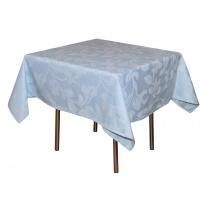 Скатерть 1,50х2,00 м «Валенсия флор» голубая