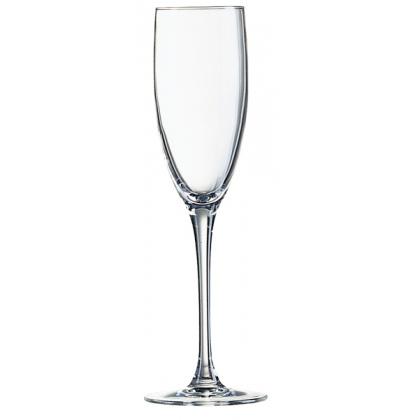 Бокал для шампанского (флюте) 170 мл Эталон [01060324] - интернет-магазин КленМаркет.ру