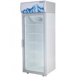 Шкаф холодильный POLAIR ШХ-0,5 ДС (DM105-S) (стеклянная дверь) версия 2.0 - интернет-магазин КленМаркет.ру
