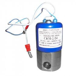 Клапан соленоидный КЭН-01 для плиты ЭПК, ЭП - интернет-магазин КленМаркет.ру