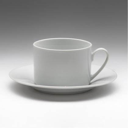 Чайная пара с круглым блюдцем «Tvist» 220 мл - интернет-магазин КленМаркет.ру