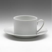 Чайная пара с круглым блюдцем «Tvist» 220 мл