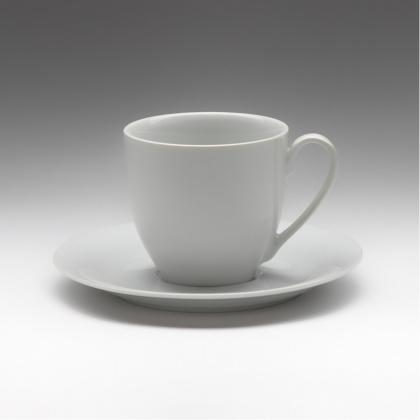 Чайная пара с круглым блюдцем «Tvist» 200 мл - интернет-магазин КленМаркет.ру
