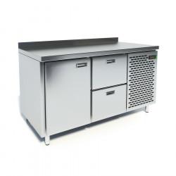 Стол охлаждаемый CRYSPI СШС-2,1 GN-1400 - интернет-магазин КленМаркет.ру