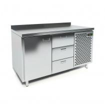 Стол охлаждаемый CRYSPI СШС-3,1 GN-1400