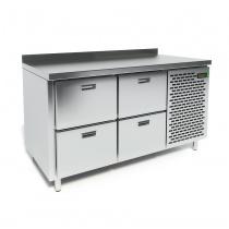 Стол морозильный CRYSPI СШН-4,0-1400