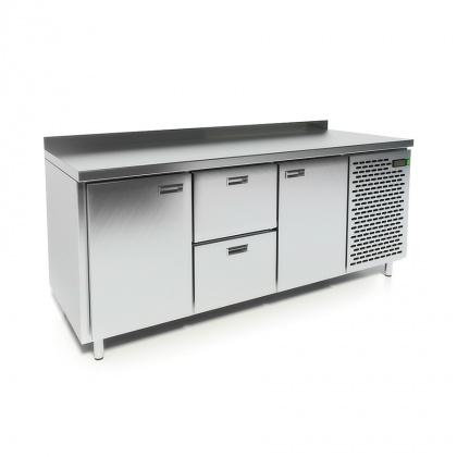 Стол охлаждаемый CRYSPI СШС-2,2 GN-1850 - интернет-магазин КленМаркет.ру