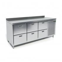 Стол охлаждаемый CRYSPI СШС-6,0 GN-1850