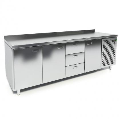 Стол охлаждаемый CRYSPI СШС-3,3 GN-2300 - интернет-магазин КленМаркет.ру
