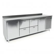 Стол охлаждаемый CRYSPI СШС-4,2 GN-2300