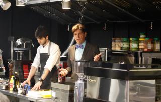 Пост-релиз семинара в Москве «Карнавал бразильской кухни продолжается: готовим сочные стейки с Габриэлем Лукезе Россо!» 8 сентября 2016 года