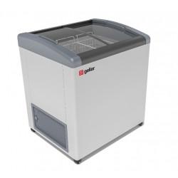 Ларь морозильный GELLAR FG 250 E серый - интернет-магазин КленМаркет.ру