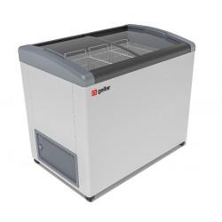 Ларь морозильный GELLAR FG 350 E серый - интернет-магазин КленМаркет.ру