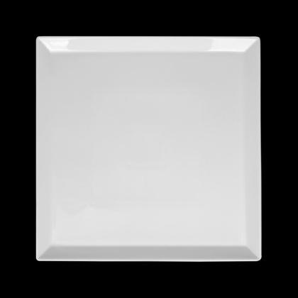 Тарелка квадратная «Corone» 275х275 мм   - интернет-магазин КленМаркет.ру