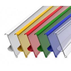 Ценникодержатель 1000 мм цветной (тип А988) - интернет-магазин КленМаркет.ру