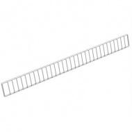Ограничитель 370х85 мм для углового внешнего стеллажа