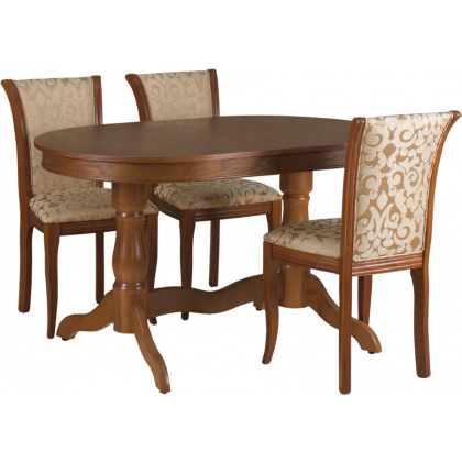 Стул «Марсель 2» с мягким сиденьем (деревянный каркас) - интернет-магазин КленМаркет.ру