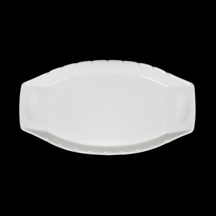 Блюдо для шашлыка «Corone» 295х170 мм