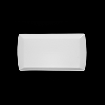 Блюдо прямоугольное «Corone» 200х115 мм