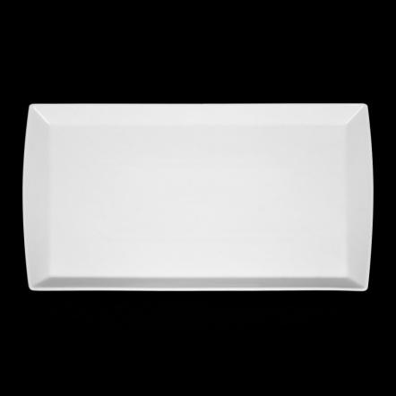 Блюдо прямоугольное «Corone» 352х230 мм
