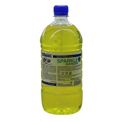 Средство для мытья посуды концентрированное SPARKLE 1 л (02020.1) - интернет-магазин КленМаркет.ру
