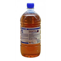 Средство для чистки сантехники и кафеля SANITAL,1 л (03040.1) - интернет-магазин КленМаркет.ру