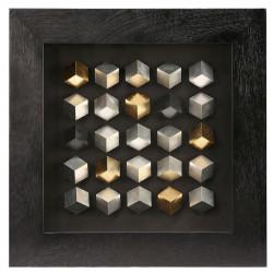 Панно «25 кубов» - интернет-магазин КленМаркет.ру