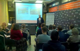 14-15 февраля в Новосибирске Центр экспертной поддержки «КЛЕН» циклом семинаров открыл учебный сезон HoReCa 2017