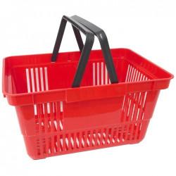 Корзина покупательская пластиковая SBP27 - интернет-магазин КленМаркет.ру