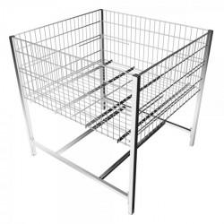 Стол для распродаж TS128 - интернет-магазин КленМаркет.ру