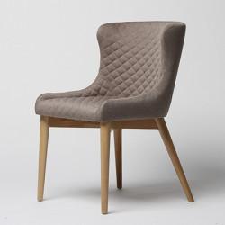 Стул «Vetro» с мягким сиденьем (деревянный каркас) - интернет-магазин КленМаркет.ру