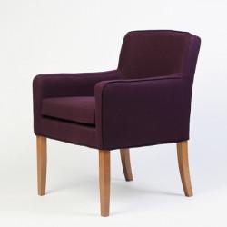 Кресло «Римини» с мягким сиденьем - интернет-магазин КленМаркет.ру
