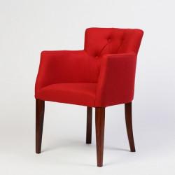 Кресло «GL591A с пуговицами» с мягким сиденьем - интернет-магазин КленМаркет.ру