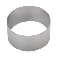 Форма для выпечки/выкладки «Круг» диаметр 100 мм