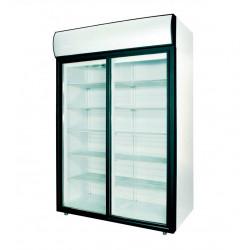 Шкаф холодильный POLAIR ШХ-1.4 купе (DM114Sd-S) версия 2.0 - интернет-магазин КленМаркет.ру