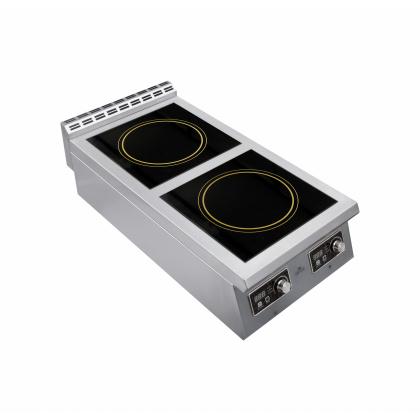 Плита индукционная Luxstahl ПИ 2-94 - интернет-магазин КленМаркет.ру