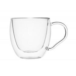Чашка для чая-кофе 100 мл с двойными стенками [DC018S] - интернет-магазин КленМаркет.ру