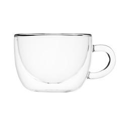 Чашка для чая-кофе 300 мл с двойными стенками [CD030-0.3] - интернет-магазин КленМаркет.ру