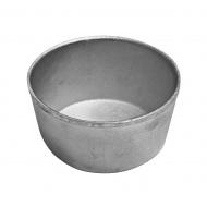 Форма хлебная алюминиевая литая для маффинов
