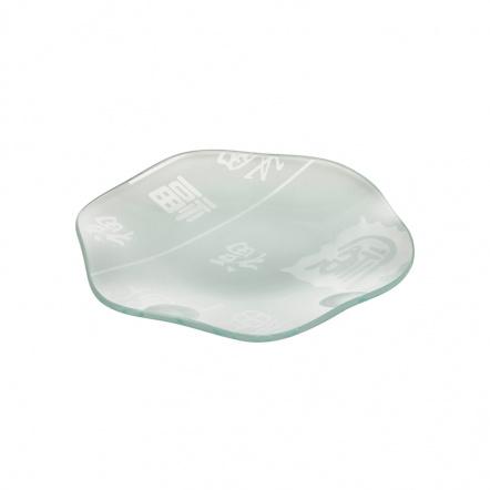 Тарелка с волнистым краем «Corone Aqua» 200 мм